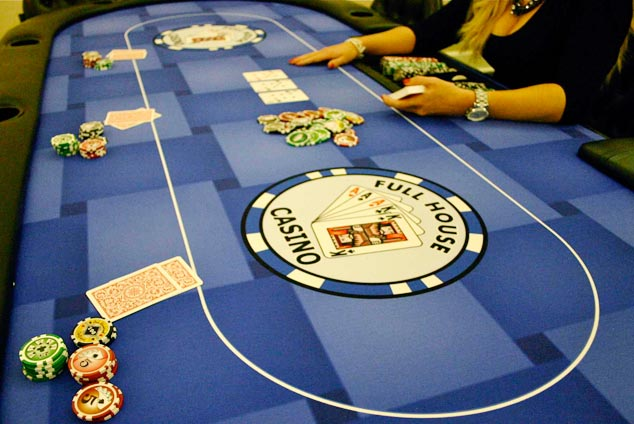 Casino Rentals Houston